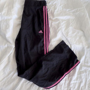 Woman's Originals Adidas Straight Leg Track Pants